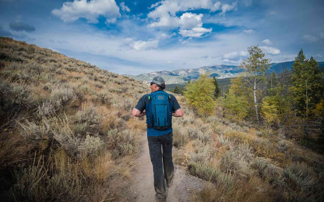 Quieting the Mind in the Idaho Rockies